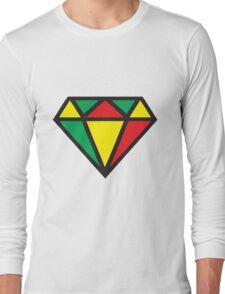 Irie Rasta Diamond Long Sleeve T-Shirt