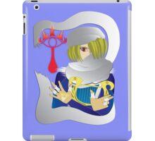 Mystique Sheik iPad Case/Skin