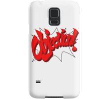 OBJECTION! Samsung Galaxy Case/Skin