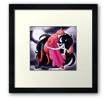 PB and Marceline Framed Print
