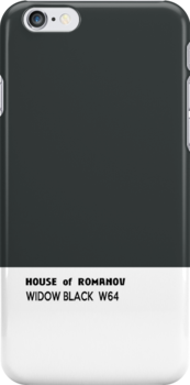 Widow Black - House of Romanov by txjeepguy2