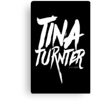 Tina TurnTer Collection Canvas Print