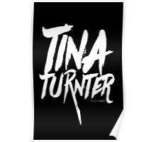 Tina TurnTer Collection Poster