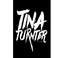 Tina TurnTer Collection Photographic Print