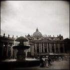 { The Vatican } by Lucia Fischer