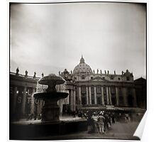 { The Vatican } Poster