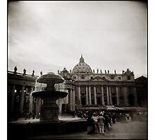 { The Vatican } Photographic Print