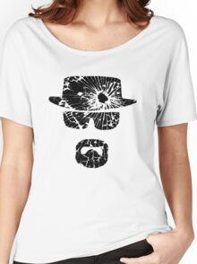 Heisenberg (Gunshot - Black) Women's Relaxed Fit T-Shirt
