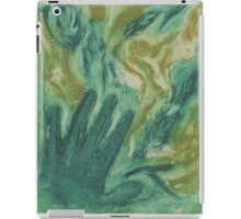 Magic at your finger tips iPad Case/Skin