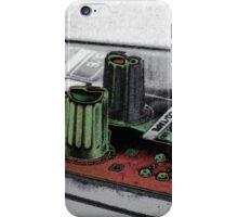 mixer 2 iPhone Case/Skin