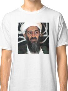 osama bun laden edgy shirt Classic T-Shirt