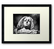 ©HS San Miguel IADBT Monochrome Framed Print