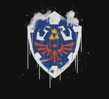 Hylian Shield by Rustek