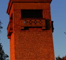 Goulburn War Memorial. N.S.W Sticker