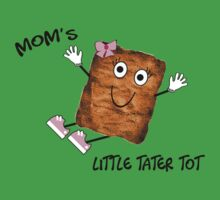 Mom's Little Tater Tot Girl Kids Clothes