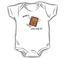 Mom's Little Tater Tot Girl One Piece - Short Sleeve