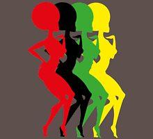 Black Love3 Unisex T-Shirt