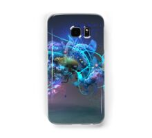 Aquatic Structure 2 Samsung Galaxy Case/Skin