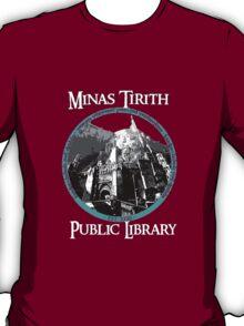 MINAS TIRITH PUBLIC LIBRARY T-Shirt