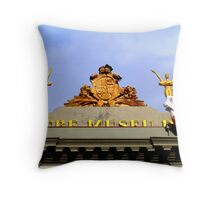 Dalí Theatre and Museum Throw Pillow