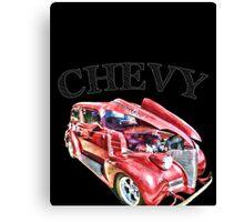 1939 Chevy Canvas Print