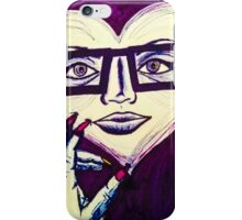 Smirking Heart iPhone Case/Skin