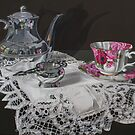 Afternoon tea by Freda Surgenor