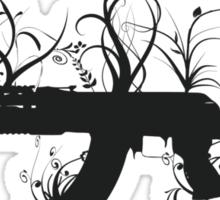 War is Over - Ak47 Sticker