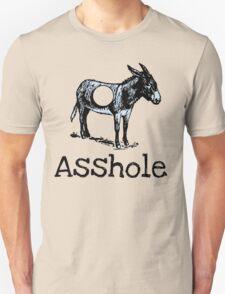 Asshole T-shirt T-Shirt