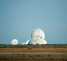 Goonhilly Earth Station by photoeverywhere