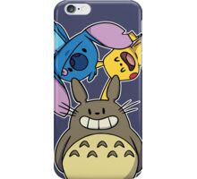 Best Friends! iPhone Case/Skin