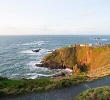 Mainland Britains most southerly point by photoeverywhere