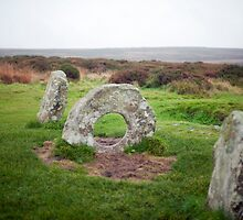 Men-an-tol, Cornwall by photoeverywhere