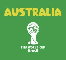 Australia WC 2014 by refreshdesign