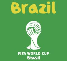Brazil WC 2014 by refreshdesign