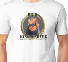 Dr. K King of Hype Unisex T-Shirt