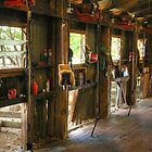 When the shearing shed falls silent ... by Rosalie Dale