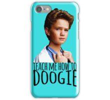 Teach Me How To Doogie iPhone Case/Skin