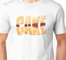Cake made out of cake Unisex T-Shirt