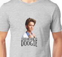 Teach Me How To Doogie Unisex T-Shirt