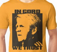 In Gord we trust Unisex T-Shirt