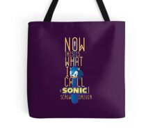 The True Sonic Screwdriver Tote Bag