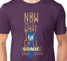 The True Sonic Screwdriver Unisex T-Shirt