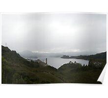 lake gordon power station Poster