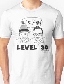 Level 30 Cover Art Unisex T-Shirt