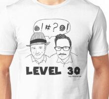Level 30 Cover Art Unisex T-Shirt