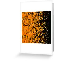 GENESIS ONE. Greeting Card