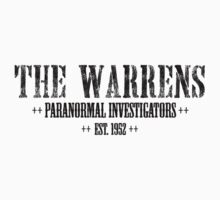 The Warrens - Paranormal Investigators (The Conjuring) by HalfFullBottle