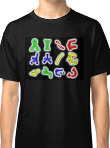 Stargate Glyphs Classic T-Shirt