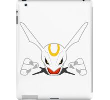 Pokemon: White Rayquaza  iPad Case/Skin